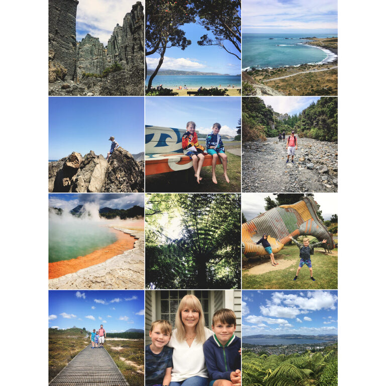 Surrey Baby and Family Photographer sharing images from recent trip to New Zealand.