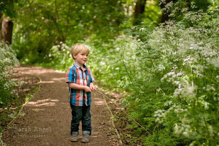 My latest blog on our family adventures in Farnham Surrey, with notes on sticks and pixels and my latest family sessions availability in Surrey and London.