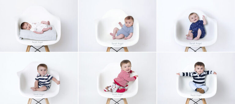 Busylizzy Farnham baby photo shoot