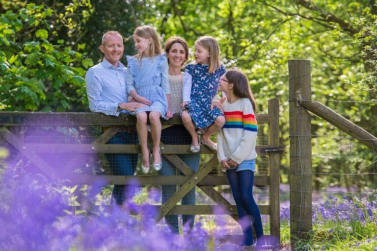 photoshoot gift vouchers Farnham families - find the link at the bottom of this article